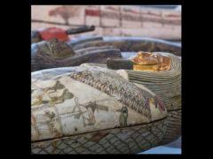 Находка сотни новых саркофагов в Египте