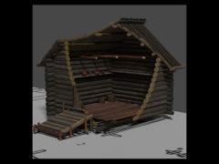 Проект визуальной реконструкции построек средневекового Новгорода