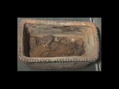 Гробик с детской мумией из ГМИИ