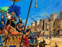 Переписка царей древности