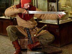 Однолезвийный меч норвежских викингов