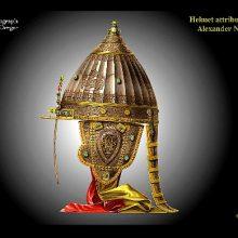 Два шлема Александра Невского