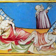 Эпидемия чумы — триумф смерти