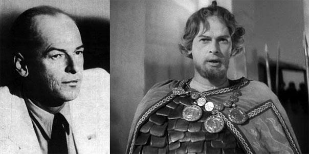 Николай Черкасов — «Великий князь Александр»