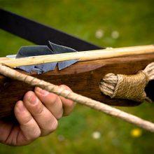 Арбалет: оружие для охоты и войны (ч.1)