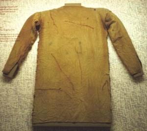 Рубаха из болота Торсбъерг