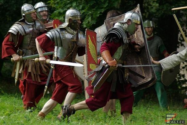 Гладиус в бою