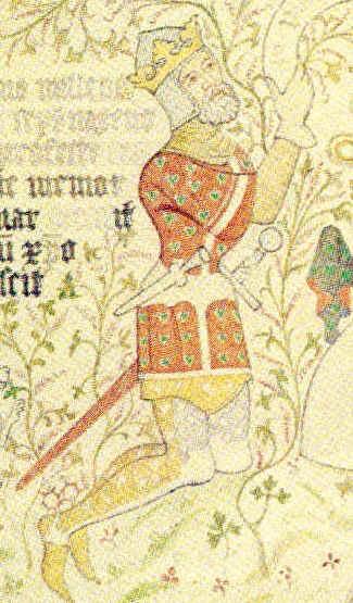 датский король Вальдемар Аттердаг