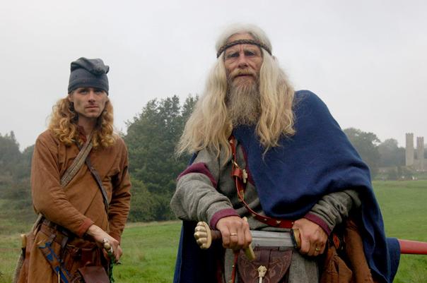 каролингский меч викингов
