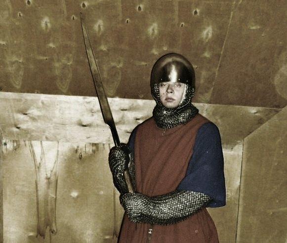 рыцарь с фошардом