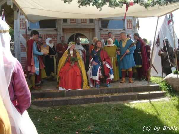 Король Ричард Львиное Сердце и Наваррская принцесса