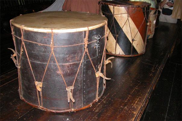 боевой барабан