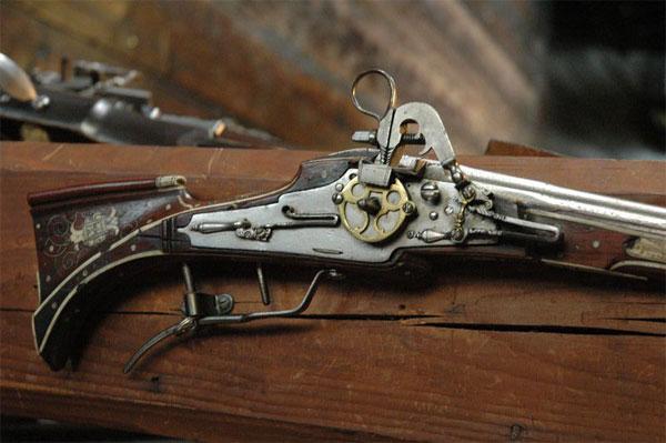 кремневое ружье