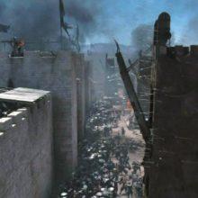 Взятие крепости: осадная башня (ч.1)