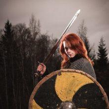 Персоны: воительницы Средних веков