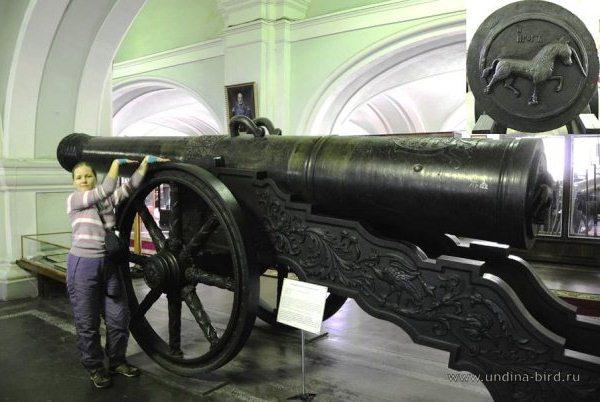 Пушка Андрея Чохова