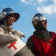 Битва золотых шпор: кровь и честь Фландрии