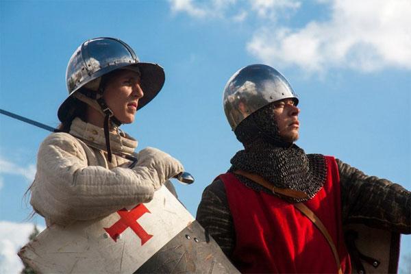 Воины Робера де Артуа