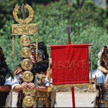 Штандарты римских легионеров