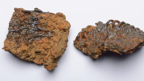 римская кольчуга