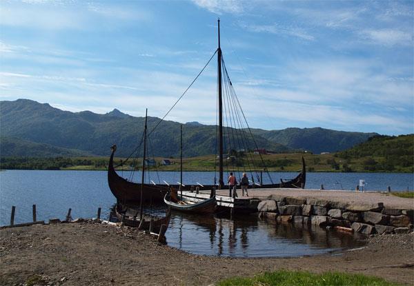 Причал викингов
