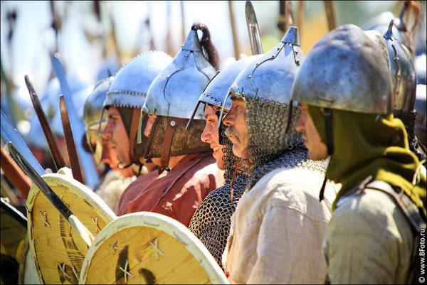 Битва на Нежатиной Ниве 3 октября 1078 года