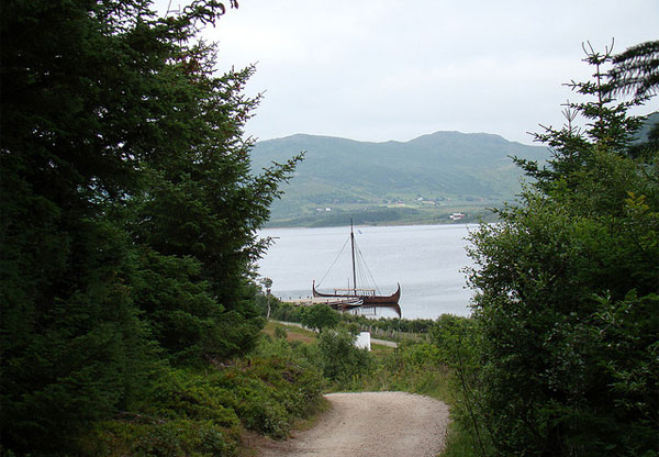 Гокстадский корабль