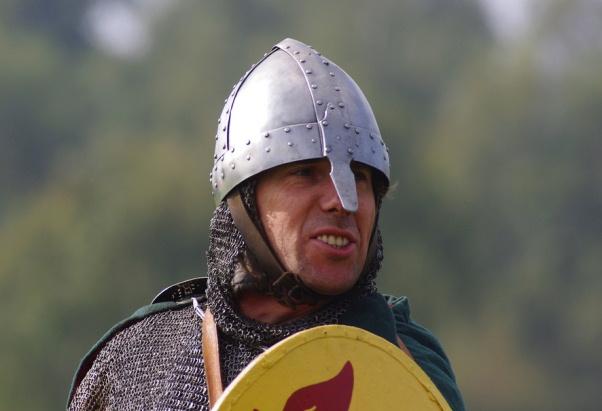 Нормандский воин