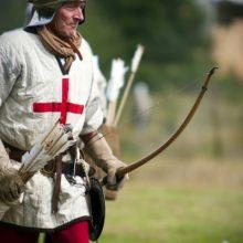 Английский длинный лук — смерть и слава (1)