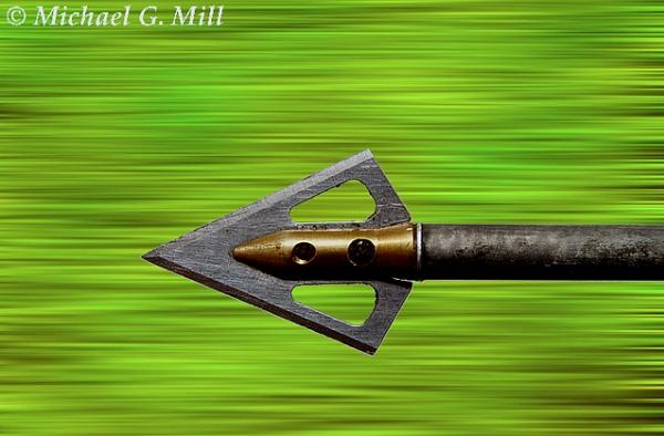 Стрела в полете