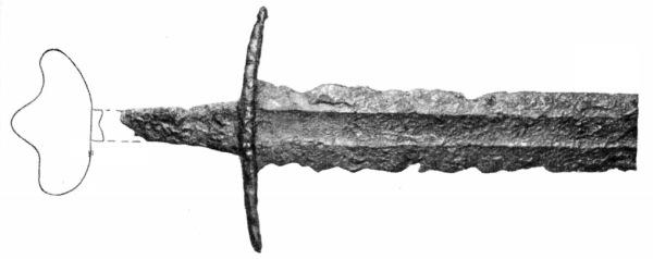 drevnij mech iz Priladozhiya
