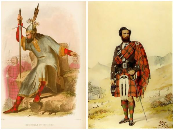 istoriya klana Makdonaldov