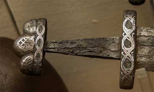 каролингский меч
