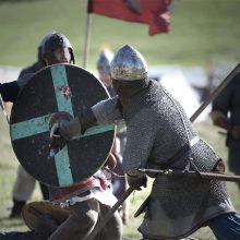 Две битвы за одну корону