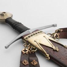 История меча (4.2): романский меч — технология и ношение