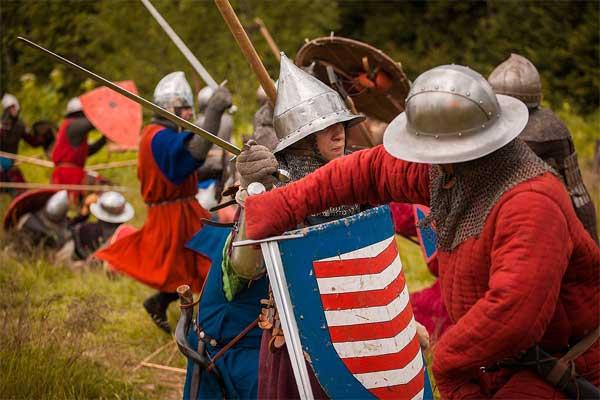Битва на Неве со шведами