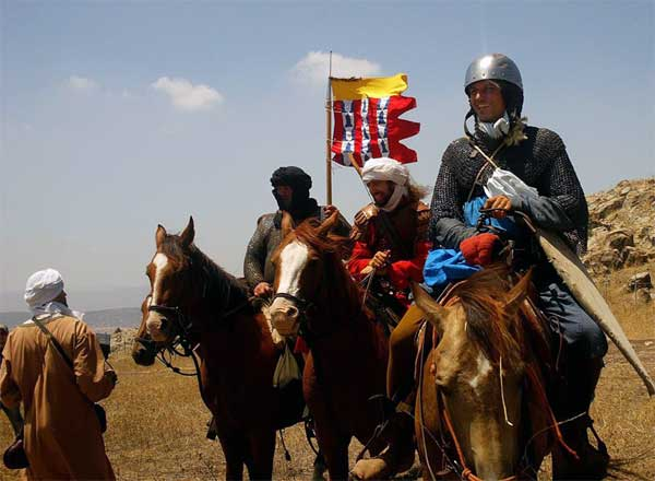 военный поход на рога Хаттина_005