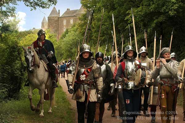 Исторический фестиваль Браншион (Франция)_001