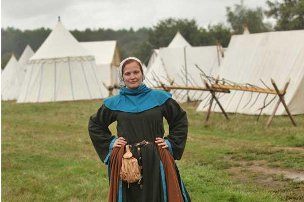 Исторический фестиваль Браншион (Франция)_002