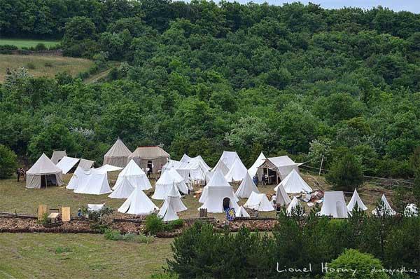 Исторический фестиваль Браншион (Франция)_006