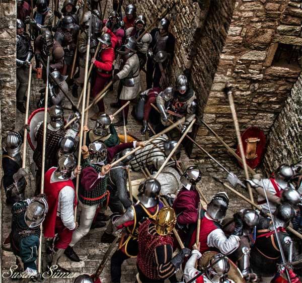 Исторический фестиваль Браншион (Франция)_016