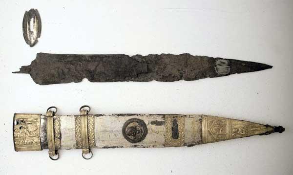 римский меч - гладиус Тиберия_001