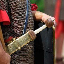 Меч Тиберия: самый знаменитый гладиус