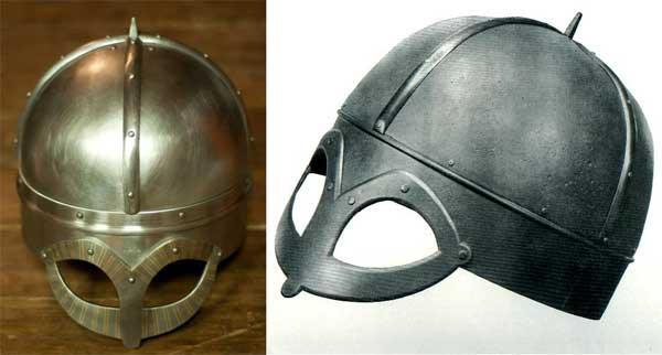 Как сделать шлем из Гъермундбю