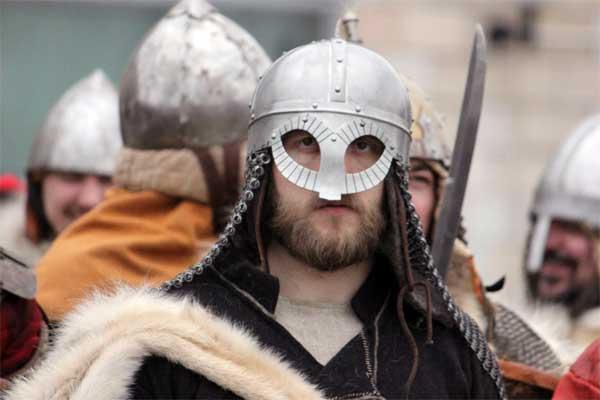 шлем из Гъермундбю