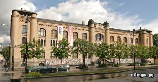 Исторический музей в Осло