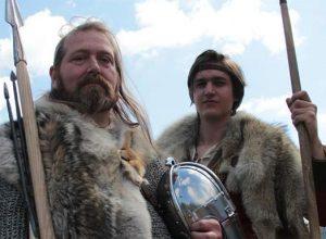 Какие прически носили древние воины?