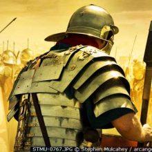Лорика: доспех римского легионера