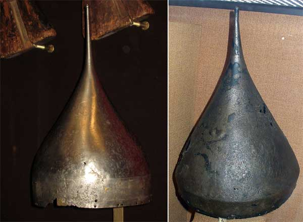 Шлем сына Ивана Грозного