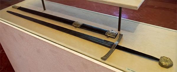 меч князя всеволода